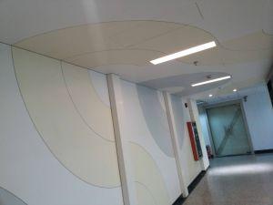 U-PVC Wall Rigid Vinly Sheet pictures & photos