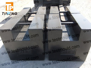 500kg Rectangular Cast Iron Weights (111100500) pictures & photos