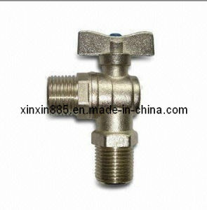Brass Nickel Plated Angle Valves pictures & photos