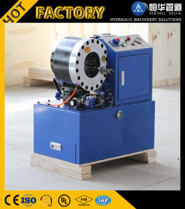 Heng Hua High Value Hydraulic Pipe Cable Hose Crimping Machine pictures & photos