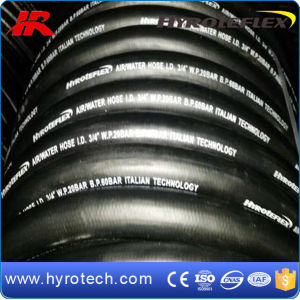 GOST9356-75 Welding Gas Hose/Black Smooth Oxygen Hose 9mm 20bar pictures & photos
