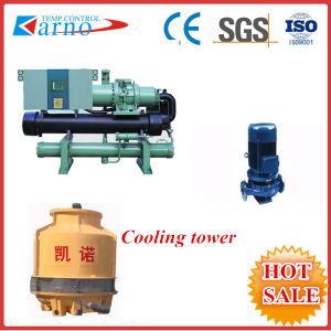 Industrial Screw Water Cooled Water Chiller (KNR-510WS)