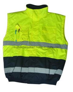 Waterproof Contrast Pilot Jacket (EUR002)