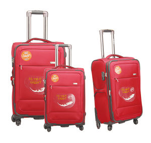 Good Quality 3PCS Luggage Manufacturer Price pictures & photos