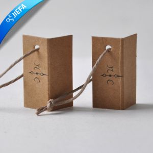Kraft Paper Tag for Clothing pictures & photos