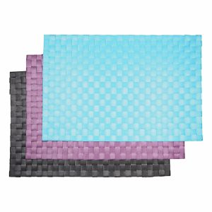 Hand Woven 100% PP Mat for Tabletop pictures & photos