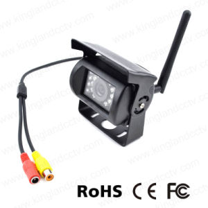 7inch Wireless Vehicle Rear View System with Waterproof Reverse Camera pictures & photos
