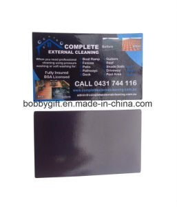 Your Own Company Advertising Rectangle Business Card Fridge Magnet for Sale pictures & photos