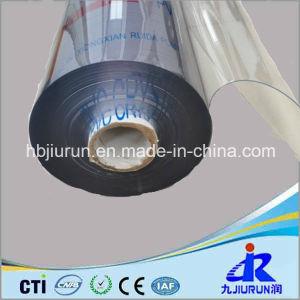 Transparent PVC Soft Plastic Sheet in Rolls pictures & photos