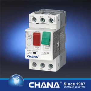 AC 690V 32A 80A Motor Protection Circuit Breaker (CS2) MPCB pictures & photos