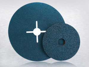 Fiber Disc Zirconia Alumina (WD-11522-Z)