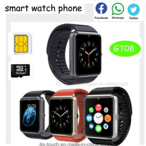 Bluetooth Smart Watch Gt08 for Mobile Phone Accessories pictures & photos