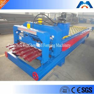 Re-Traditional Steel Roman Type Roof Profile Roll Forming Machine