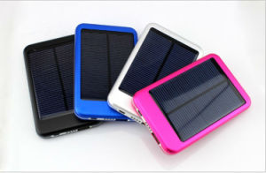5000mAh Solar Power Bank Solar Charger pictures & photos