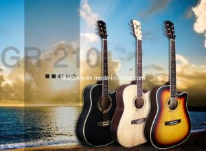 High Grade Acoustic Guitar (GR-210)
