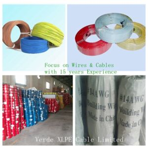 Fire Resistant Cable PVC Insulated Electric Building Wire pictures & photos