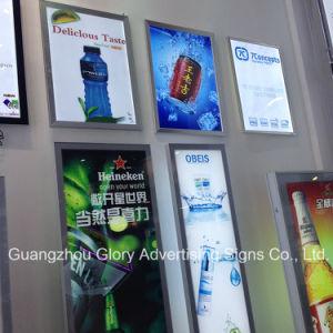 Slim Backlit LED Snap Frame Poster Box pictures & photos