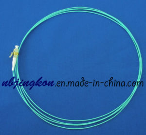 Fiber Optic Pigtail-LC/UPC Pigtail-OM3, 0.9mm