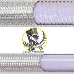 Industrial Braided PTFE Hydraulic Hose pictures & photos