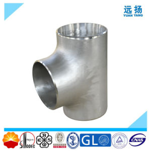 304 316L Stainless Steel Tee with Top Quality