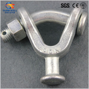 Forged Pole Line Hardwre Insulator Fitting Y Ball Clevis pictures & photos
