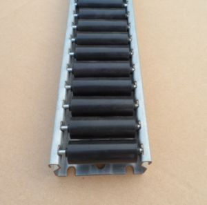Roller Track for Pipe Rack System