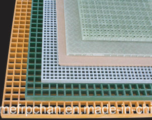 FRP Moulded Grating Manufacturer