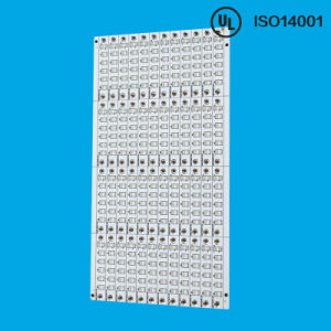 UL E344718 Single Side Aluminum LED PCB pictures & photos