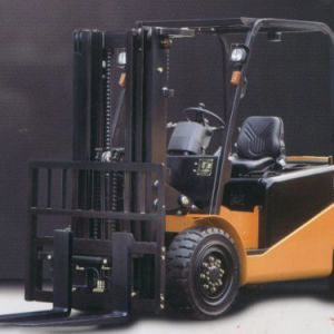 1ton Small Mini Electric Forklift pictures & photos