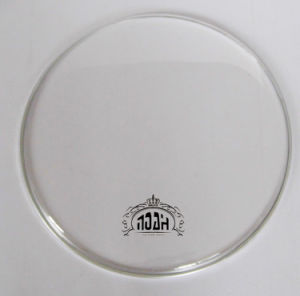 Clear Single-Ply Drum Head (DH-101) pictures & photos