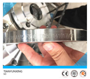 316L 316 JIS So Slip on Stainless Steel 10K Flange pictures & photos