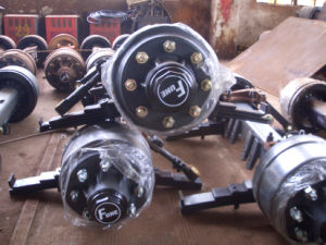 Fuhe Trailer Axle pictures & photos