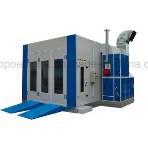 Ce Spray Booth/Car Spray Paint Boots/Prep Station Curtains pictures & photos