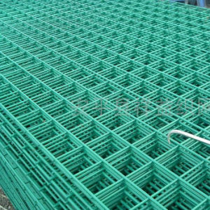 PVC or Galvanized Welded Wire Fence Panels pictures & photos