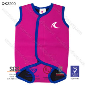Baby Neoprene Swimwear Kids Wrap Wetsuit Swimsuit pictures & photos
