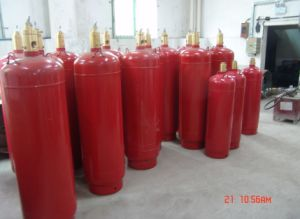 Zmc-120L Halon 1301 1211 Replacement Agent Extinguishing System pictures & photos