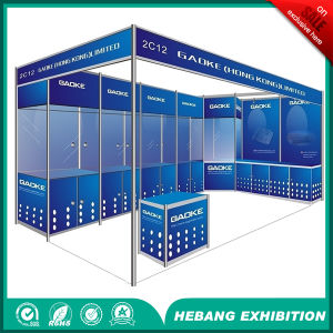 Custom Stand Design/Design Stands/Exhibit Stand Design pictures & photos