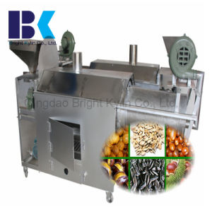 Automatic Stainless Steel Roasting Machine