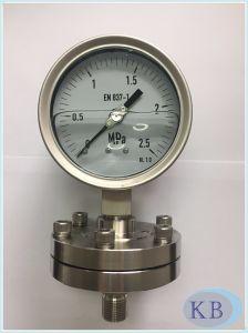 Diaphram Pressure Gauge pictures & photos