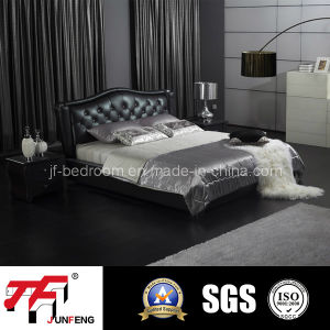 2016 New Design Leather Bed J-22