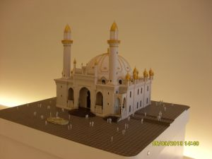 Architectural Model of a Great Mosque (JW-363) pictures & photos