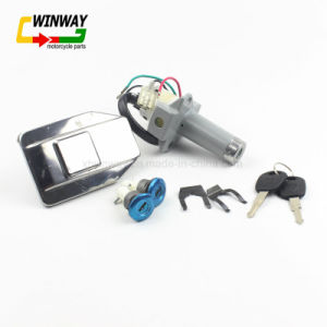 Ww-8763 Motorcycle Ignition Lock Ignition Switch Locks for Wy125 pictures & photos