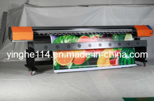 High Quality 3.2m Eco Solvent Printer with Dx5th Printhead pictures & photos