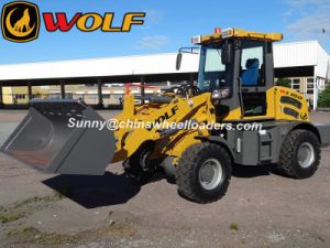 Wolf 1.6 Ton Ce Wheel Loader, Wheel Loader for Sale pictures & photos