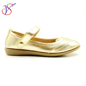 Two Color Soft Comfortable Flax Lady Women Shoes Sv-FT 022 pictures & photos