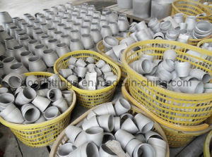Reducer Stainless Steel Butt Welded Pipe Fittings with CE pictures & photos