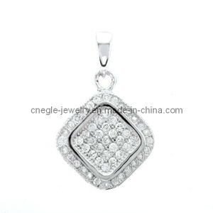 CZ Pendant/Silver Pendant/Fashion Pendant/Fashion Jewelry