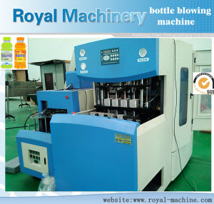 Semi-Automatic Pet Bottle Blowing Making Machine pictures & photos