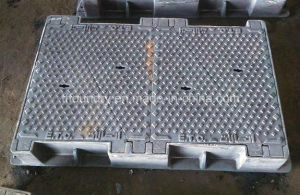 En124 Ductile Iron Telecom Manhole Cover & Frames for Communication Project pictures & photos