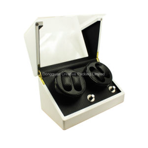 Custom Lacquer Automatic Wood Watch Winder pictures & photos